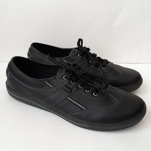 Keds Leather Lace Up Sneakers Size 10